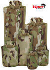 Viper Tactical Lightweight Dry Sack Pack Waterproof Army Bag Military Camo 1-25L