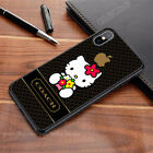 Best Hello Kitty56coach89 Cover For iphone X XR XS MAX Samsung Galaxy S10+ Case