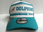 Miami Dolphins Cap New Era 39Thirty Stretch Fit 2019 Home Sideline 1970s Hat on eBay