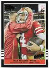 SAN FRANCISCO 49ERS FOOTBALL Base RC Parallel Inserts - U PICK CARDS $0.99 USD on eBay