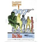 Dr. No - Vintage Movie Poster Poster Print $19.99 USD on eBay