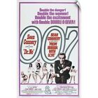 """""""Dr. No/From Russia With Love - Vintage Movie Poster"""" Wall Decal $85.77 CAD on eBay"""