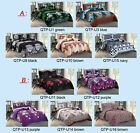 3-Piece New Linen Plus Collection Bedspread Quilt Coverlet Set 5 COLORS image