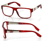 New WB Men Women Clear Lens Eye Glasses Designer Frame Optical RX Fashion Square