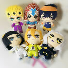 JoJo's Bizarre Adventure Golden Wind Plush Buccellati Abbacchio Fugo plush toy