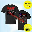 Slipknot Tour 2019 Shirt Black Men's T-Shirt Size M-3XL