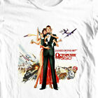 James Bond Octopussy T-shirt 007 Moonraker retro 70's movie cotton graphic tee $19.99 USD on eBay