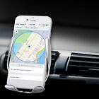 Car Mount Wireless Fast Charger Holder 360 Degree For Samsung S10/9 Phone X/8/XS