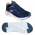 Skechers Solar Fuse Brisk Escape Ladies Training Shoes With One-Piece Upper