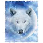 White Wolf Moon    WOLF  Tshirt    Sizes/Colors
