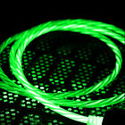 LED Light Up Flowing Glowing USB C Type-C Fast Charging Phone Charger Cable Cord