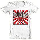 Loudness T-shirt 80's heavy metal rock band concert 100% cotton printed tee image