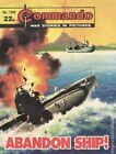 Commando War Stories in Pictures #1899 VG 1985 Stock Image Low Grade image