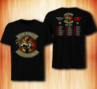 Five5 Finger Death Punch with Three Days Grace Tour Dates 2019 T-shirt all size image