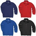 RTXtra Mens Classic Casual Zip up Pill Resistant Fleece Jacket Sizes (RW1309)