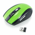 2.4GHz Wireless Optical Mouse Mice with USB Receiver For PC Laptop Computer