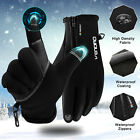 -10℃ Men Women Winter Gloves Warm Touch Screen Waterproof for Motorcycle Ski Gym <br/> ✅Buy 2, 10% off ✅Buy 4+, 20% off✅ Snowboarding✅ Thermal