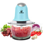 Meat Grinder Electric Food Processor Mini Kitchen Food Chopper photo
