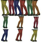 Tights Witch Striped Sambaiah Striped Tights Fancy Dress Girl Kids Witch