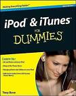 iPod and iTunes For Dummies by Bove, Tony, Good Used Book (Paperback) FREE & FAS