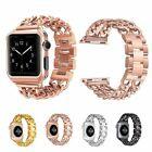 For Apple Watch Series 5 4 3 2 Stainless Steel Bracelet iWatch Band Strap 44mm image