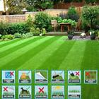 Astro Turf Artificial Grass Fake Lawn Realistic Green Garden 7mm 20mm 30mm 40mm