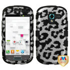 Hard Case +Silicone Protector TUFF Cover for Samsung T599 Galaxy Exhibit