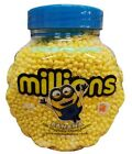 BANANA MILLIONS SWEETS 1 TUB OF 2.27KG OR PICK & MIX WEDDING FAVOURS GLUTEN FREE