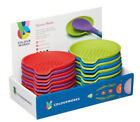 Kitchen Craft Colour Works Heat Resistant Flexible Spoon Rests With Raised Grips