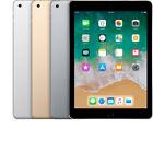 Apple iPad 5 (5th Gen) - (2017 Model) - 32GB - 128GB - Wi-Fi - Cellular