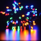 100 LED String Fairy Lights 33ft Outdoor Battery Powered / Adapter with Timer