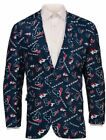 Houston Texans NFL Ugly Business Sport Coat Repeat Logo by Forever Collectibles $49.99 USD on eBay