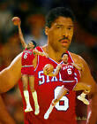 Julius Erving Dr J Philadelphia 76ers NBA Basketball Art 1 8x10-48x36 CHOICES