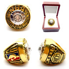 1970 New York Knicks Championship Ring NBA Champions WILLIS REED Size 8-12. Rare on eBay
