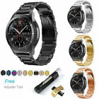 Stainless Steel Watch Band +tool For Samsung Galaxy Watch 46mm 42mm R800 R810