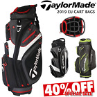 TAYLORMADE CART BAG TROLLEY BAG NEW 14 WAY DIVIDER TOP CART BAG MENS GOLF BAG EU