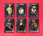 2019 Topps Star Wars Masterwork Base Blue Parallel 1-100 Complete Your Set Pick $2.5 USD on eBay