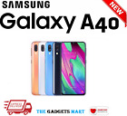 New Samsung Galaxy A40 Sm-a405f 64gb 2019 4g Lte Dual Sim Unlocked Phone