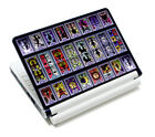 """Music Note Universal DIY Sticker Skin Cover For 10"""" 10.1"""" Laptop Notebook"""