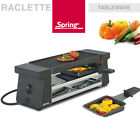 % Oferta % Spring - Raclette 2 Compact - Negro