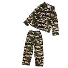 Cool Kid Boys Army Soldier Costume Uniform Child Party Fancy Dress Outfit Camo