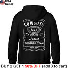 Dallas Cowboys Hoodie JD Whiskey Hooded Sweat Shirt Sweatshirt Sweater DAL $31.91 USD on eBay