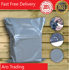 Strong Grey Mailing Bags Poly Postal All Sizes Cheapest On Ebay