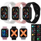 """1.3"""" Touch Screen Bluetooth Smart Watch With Heart Rate Blood Pressure Monitor blood bluetooth Featured heart pressure rate screen smart touch watch with"""