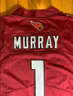 Arizona Cardinals  #1 Kyler Murray Mens Jersey Double Stitched Red NWT M/X/XL $32.99 USD on eBay