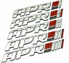 NEW APR Decal Styling sticker STAGE 1 2 3 abs badge REAL TUNERS GOAPR fit audi $11.99 USD on eBay