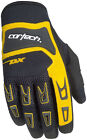 Cortech DX-3 Mens Gloves Black/Yellow