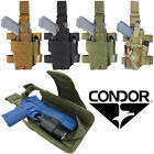 Condor TTLH HEAVY DUTY Tactical Tornado Drop Leg Thigh Pistol Hand Gun Holster