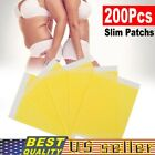 100Pcs Slimming Navel Sticker Slim Patch Weight Loss Burning Fat LossPatch