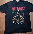 Vintage Rare t shirt 1993 Alice in Chains ROOSTER cond Soundgarden Grunge image